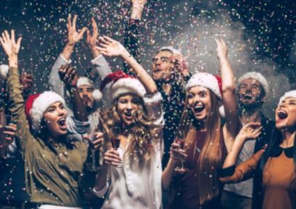 Celebrate Christmas Parties 2019 at Hilton at St Georges Park, Burton on Trent