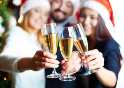 Celebrate Christmas Parties 2019 at Hilton Maidstone