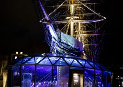 Celebrate Shared Christmas Parties 2020 at Cutty Sark, Greenwich, London SE10
