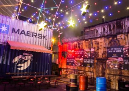 Celebrate Christmas Parties 2020 at Dinerama, Shoreditch, London EC2A