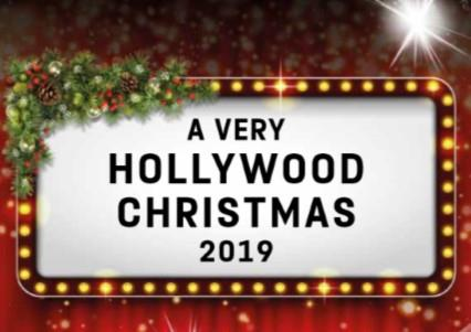 A Very Hollywood Christmas Party 2019 at Haydock Park Racecourse