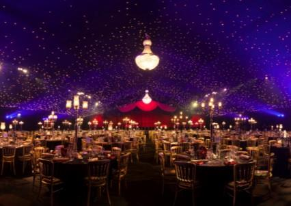 Magical Dickensian Shared Christmas Parties 2019 at Finsbury Square, London EC2