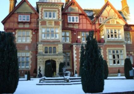 Celebrate Christmas Parties 2019 at Pendley Manor Hotel, Tring
