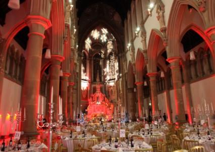 Celebrate Christmas Parties 2019 at The Monastery Manchester