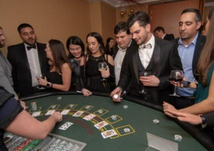 Casino Royale Christmas Parties 2021 at the The Rembrandt Hotel Knightsbridge, London SW7