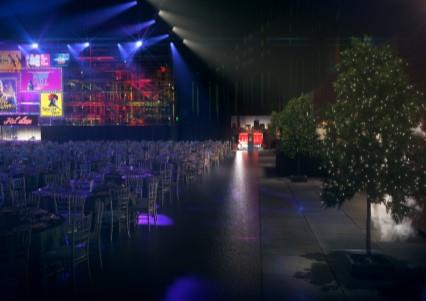 FestiveL of New York at Marshall Arena, Milton Keynes for Christmas Parties 2019