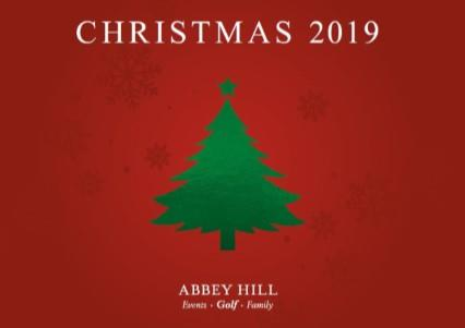 Christmas Parties 2020 at Abbey Hill Golf Centre, Milton Keynes