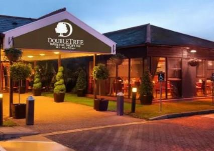 Celebrate Christmas Parties 2020 at the DoubleTree by Hilton Bristol North