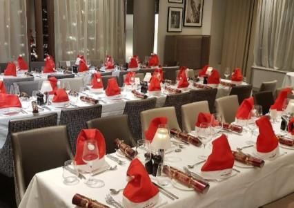 Celebrate Christmas Parties 2019 at the DoubleTree by Hilton, London Islington N1