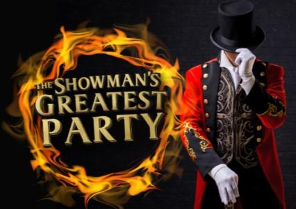 Showman's Greatest Christmas Party in Brighton, 2019