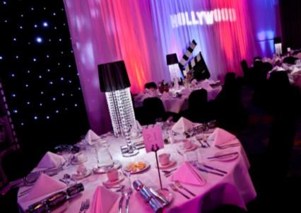 Hollywood Christmas Parties at Holiday Inn London Wembley 2020