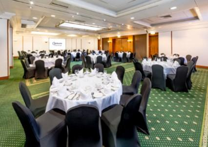 Vegas Christmas Parties 2019 at The Copthorne Hotel, Birmingham