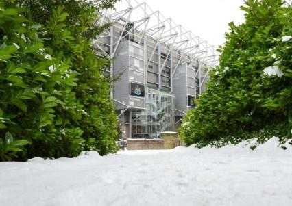 Christmas Parties 2020 at St James' Park, Newcastle upon Tyne