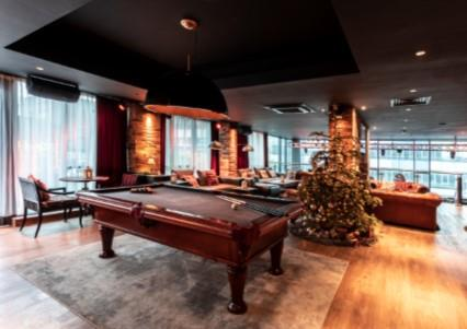 Penta Does Christmas Parties 2019 at Penta Hotel Birmingham