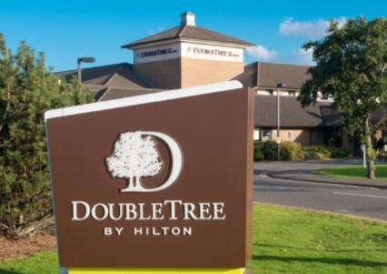 Street Party Christmas Parties 2020 at DoubleTree by Hilton Edinburgh Airport