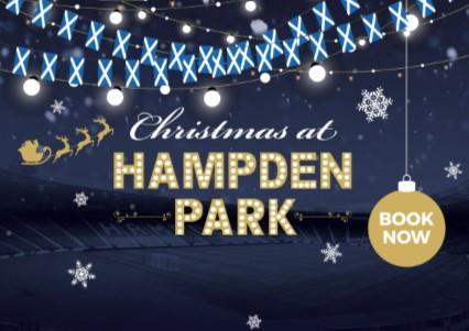 Shared & Exclusive Christmas Parties 2019 at Hampden Park, Glasgow