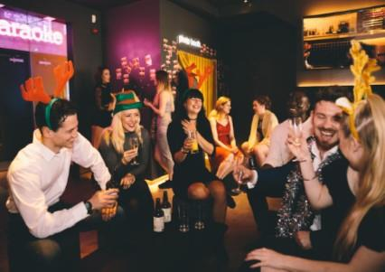 Christmas Parties 2020 at Lucky Voice Islington, N1