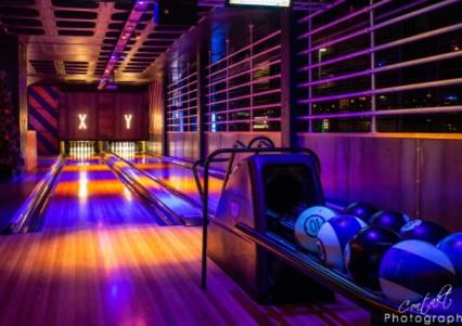 Buffet & Bowl Christmas Parties 2019 at Roxy Lanes Leeds