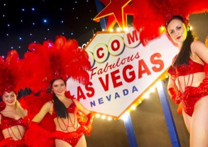 Viva Vegas Shared Christmas Parties 2019 at Dock X, London SE1