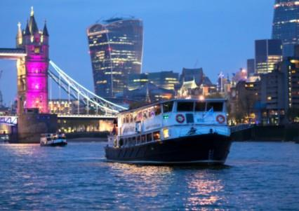 Christmas Parties 2020 with The Original London Boat Party, SE1