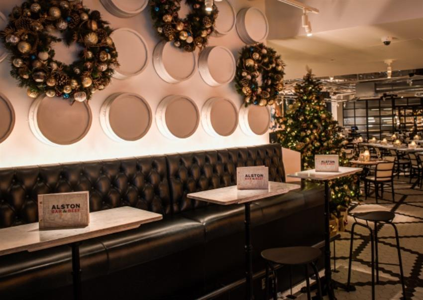 Celebrate Christmas Parties 2020 at Alston Bar & Beef, Manchester