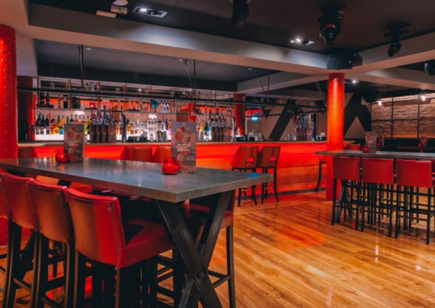 Celebrate Christmas Parties 2020 at Revolution Glasgow - Mitchell Street