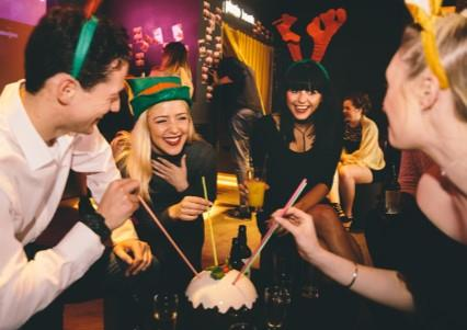 Celebrate Christmas Parties 2020 at Lucky Voice Holborn, WC2A