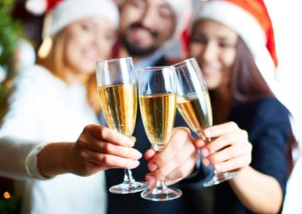Celebrate Christmas Parties 2020 at the Radisson Blu Grafton Hotel, London W1T