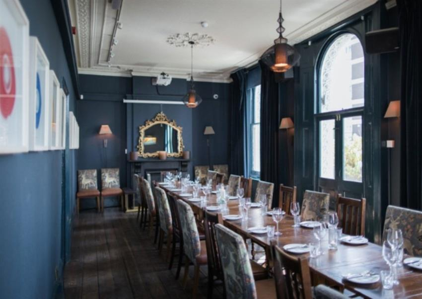Celebrate Christmas Parties 2021 at The Elgin, London W11