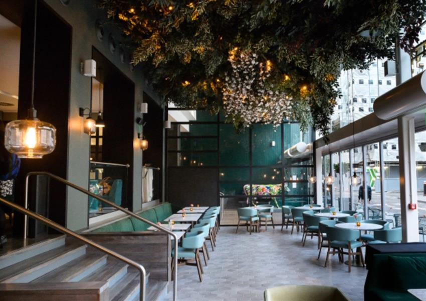 Christmas Dining Parties 2019 at Apex City of London Hotel, EC3N