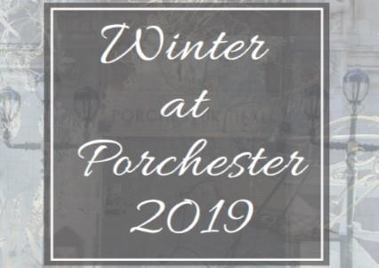 Winter Christmas Parties 2020 at Porchester Hall, London W2