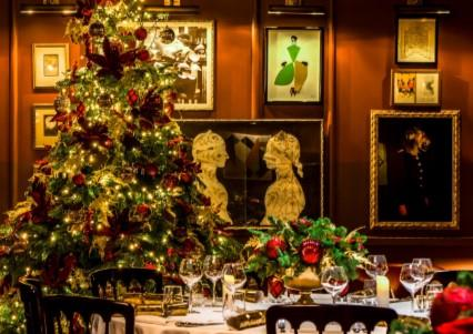 Christmas Parties 2020 at The Trafalgar St James, London SW1A