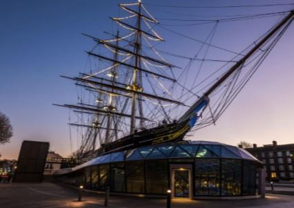 Celebrate Exclusive Christmas Parties 2020 at Cutty Sark, Greenwich, London SE10