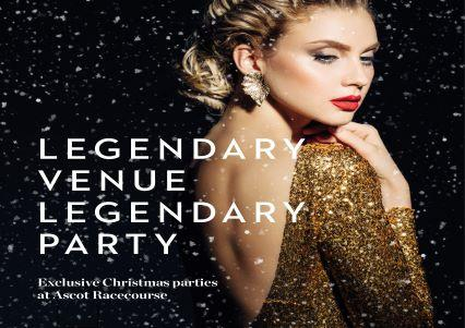 Shared & Exclusive Christmas Parties 2020 at Ascot Racecourse