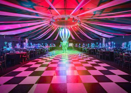 Dream Circus Christmas Parties 2020 at Syon Park, West London
